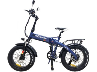 Электровелосипед - Электрофэтбайк xDevice xBicycle 20 FAT 2020