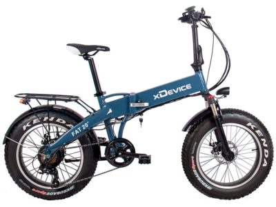 Электровелосипед - Электрофэтбайк xDevice xBicycle Fat 20