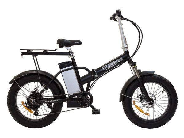 Электровелосипед - Электровелосипед Eltreco Pragmatic FAT 500W