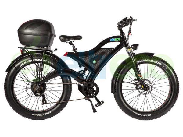 Электровелосипед - Электровелосипед Eltreco Storm F Утилитарный