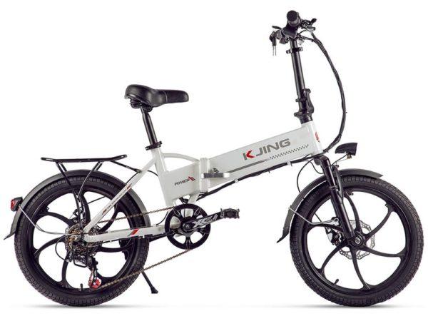 Электровелосипед - Электровелосипед Kjing GT
