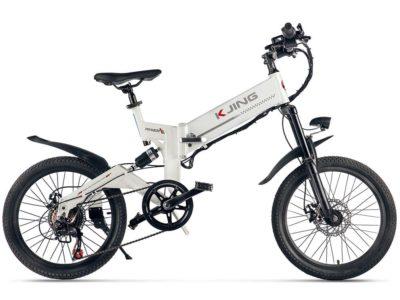 Электровелосипед - Электровелосипед Kjing Power