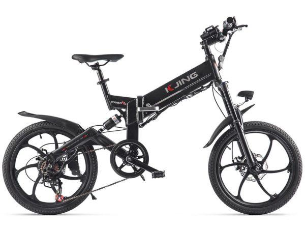 Электровелосипед - Электровелосипед Kjing Power Lux