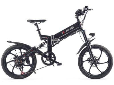 Электровелосипед - Электровелосипед Kjing Power Sport