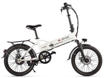 Электровелосипед - Электровелосипед Kjing Single