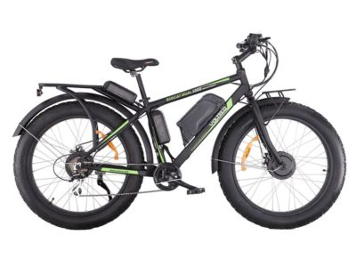 Электровелосипед - Электровелосипед VOLTECO BIGCAT DUAL