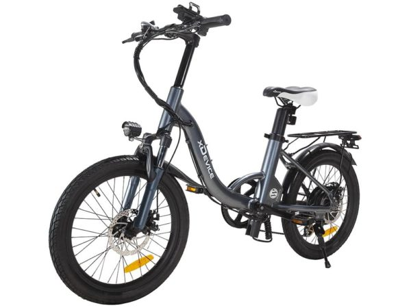 Электровелосипед - Электровелосипед xDevice xBicycle W