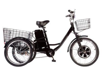 Электровелосипед - Eltreco GM Porter