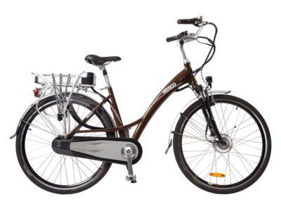 Электровелосипед - Eltreco Grand 700 C