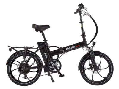 Электровелосипед - Eltreco Jazz 500W