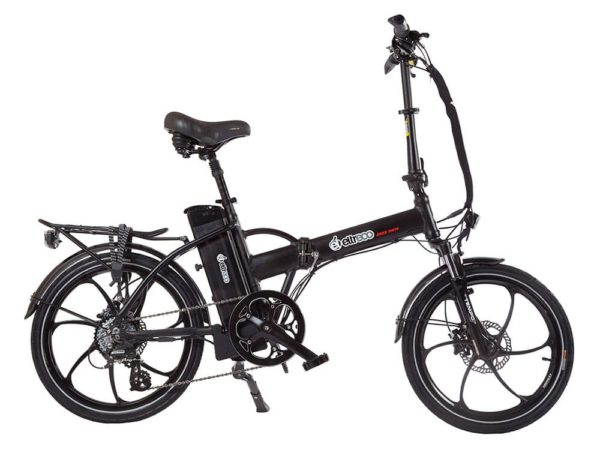 Электровелосипед - Eltreco Jazz VIP 350W