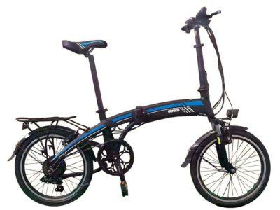 Электровелосипед - Eltreco Leto (2019)