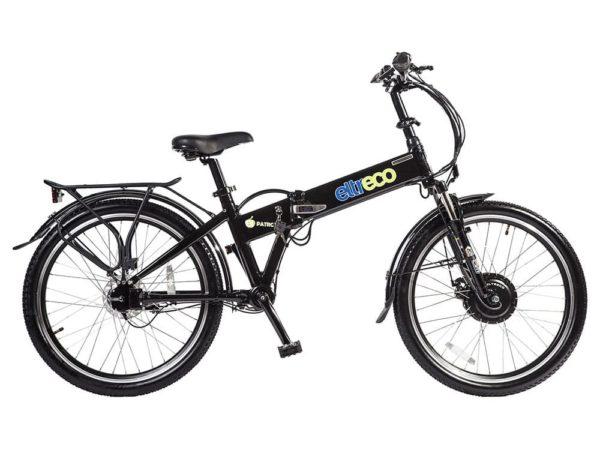 Электровелосипед - Eltreco Patrol Кардан 24
