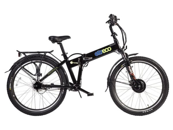 Электровелосипед - Eltreco Patrol Кардан 26