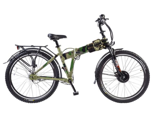 Электровелосипед - Eltreco Patrol Кардан 28
