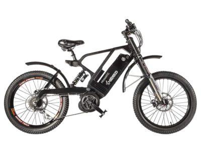 Электровелосипед - Eltreco Prismatic Carbon Central Motor 1700W