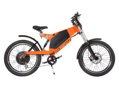 Электровелосипед - Eltreco Sparta New Lux Orange