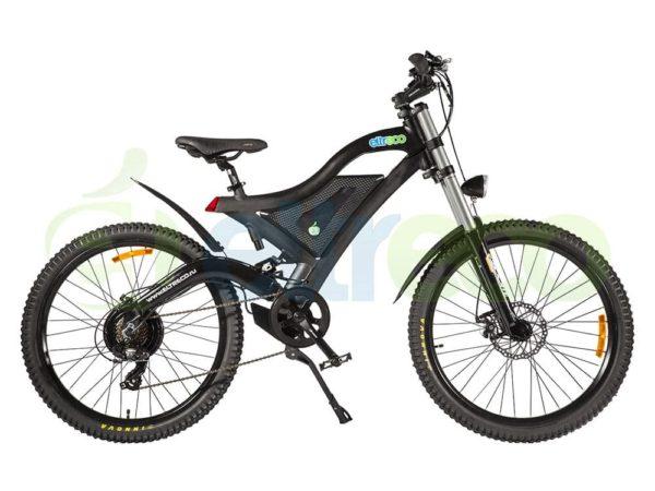 Электровелосипед - Eltreco Storm Z