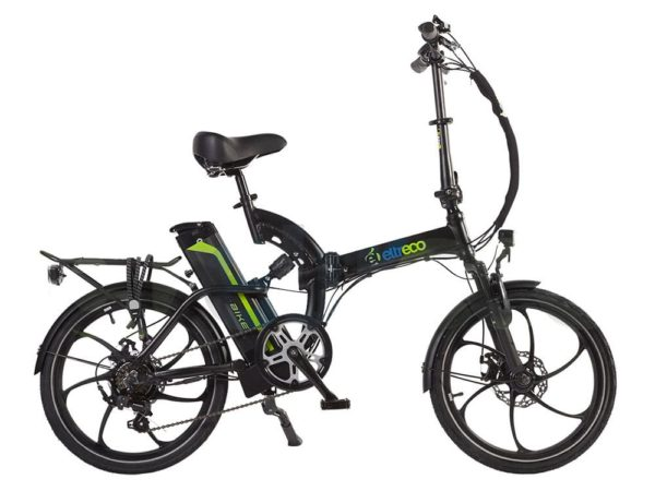 Электровелосипед - Eltreco TT 5.0