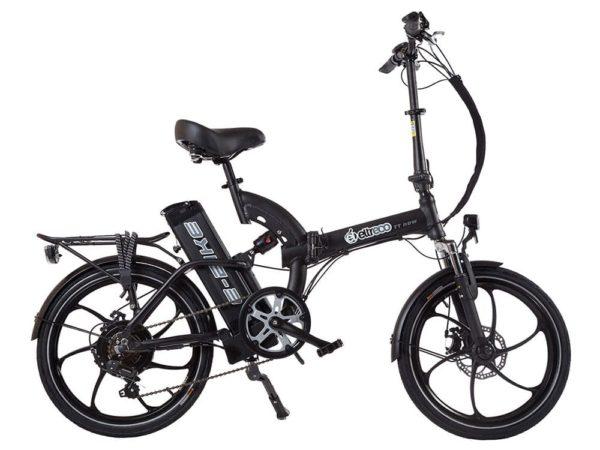 Электровелосипед - Eltreco TT 500W New