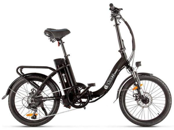 Электровелосипед - Eltreco WAVE UP! (2019)