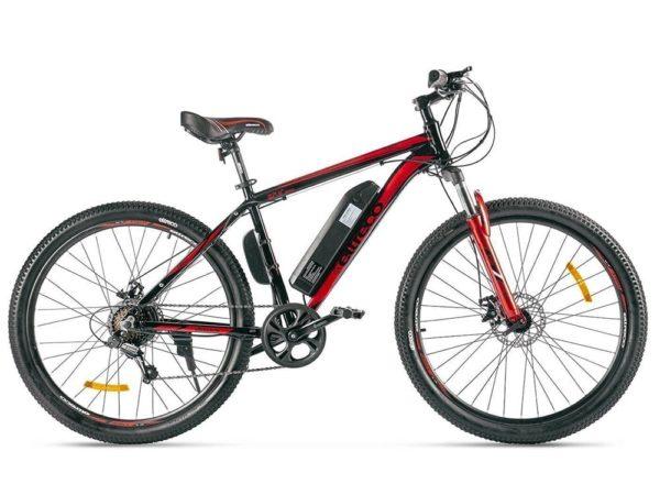 Электровелосипед - Eltreco XT 600 Limited Edition