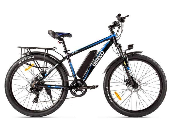 Электровелосипед - Eltreco XT 750
