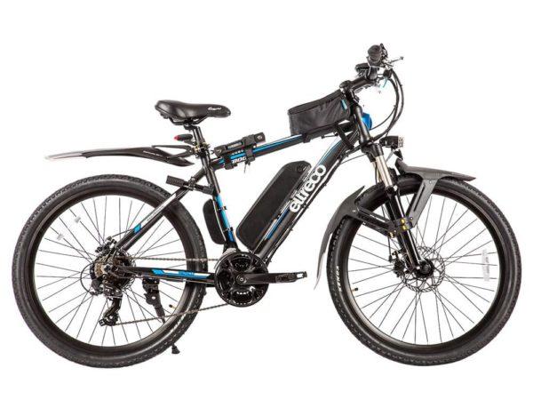 Электровелосипед - Eltreco XT-800 Lux