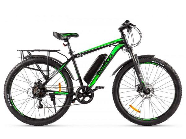 Электровелосипед - Eltreco XT 800 new