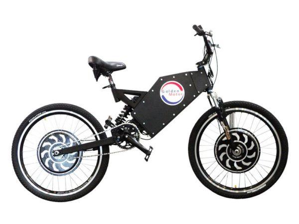 Электровелосипед - Golden Motor Dual Drive Bars
