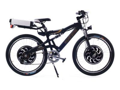 Электровелосипед - Golden Motor Dual Drive Sport 3000Вт