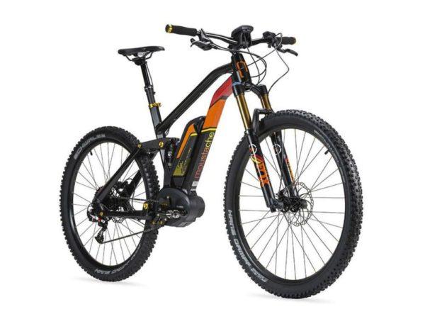 Электровелосипед - Grace Samedi 27-9FS speed