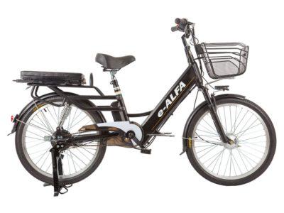 Электровелосипед - Green City e-ALFA L