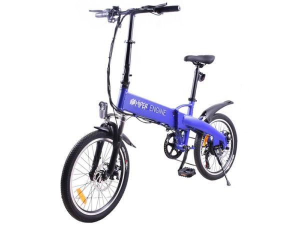 Электровелосипед - HIPER Engine BF204 (2020)