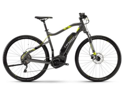 Электровелосипед - Haibike (2018) SDURO Cross 4.0 men 400Wh 10s Deore