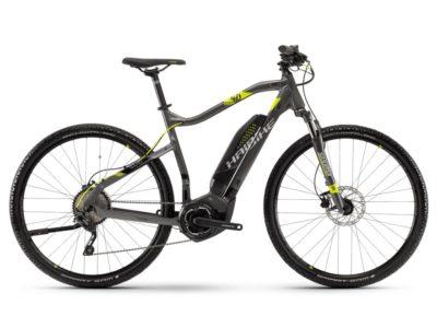 Электровелосипед - Haibike (2018) SDURO Cross 4.0 men 400Wh 10s Deore