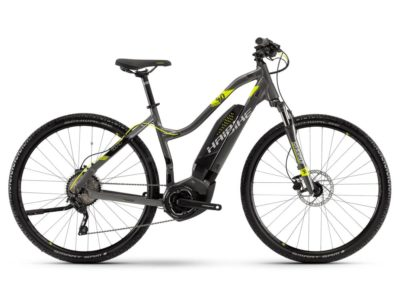 Электровелосипед - Haibike (2018) SDURO Cross 4.0 women 400Wh 10s Deore