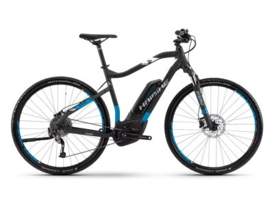 Электровелосипед - Haibike (2018) SDURO Cross 5.0 men 500Wh 9s Alivio