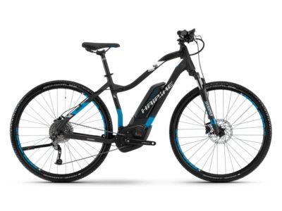 Электровелосипед - Haibike (2018) SDURO Cross 5.0 women 500Wh 9s Alivio