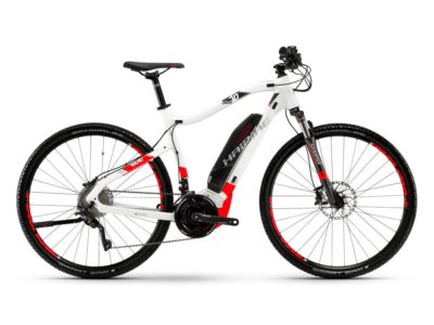 Электровелосипед - Haibike (2018) SDURO Cross 6.0 men 500Wh 20s XT