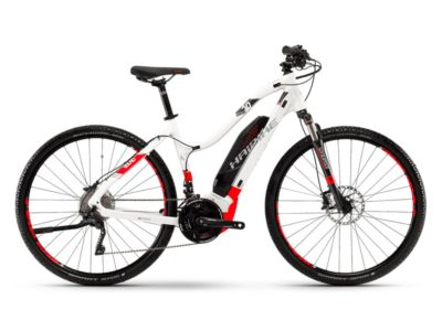 Электровелосипед - Haibike (2018) SDURO Cross 6.0 women 500Wh 20s XT