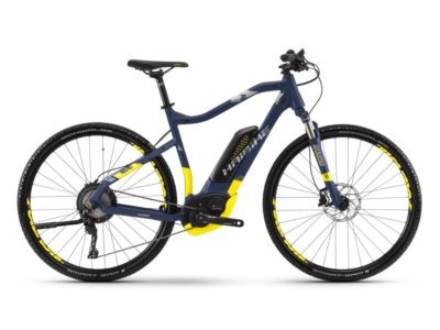 Электровелосипед - Haibike (2018) SDURO Cross 7.0 men 500Wh 11s XT