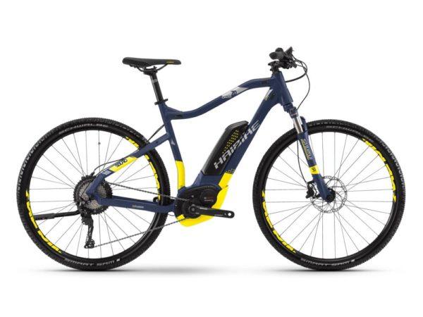 Электровелосипед - Haibike (2018) SDURO Cross 7.0 men 500Wh 11s XT