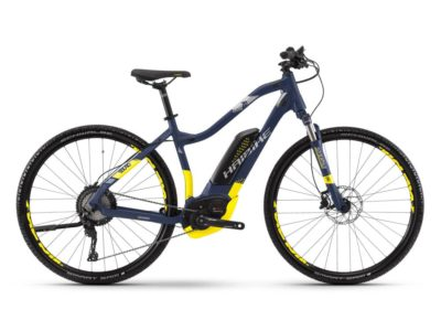 Электровелосипед - Haibike (2018) SDURO Cross 7.0 women 500Wh 11s XT