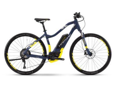Электровелосипед - Haibike (2018) SDURO Cross 7.0 women 500Wh 11s XT