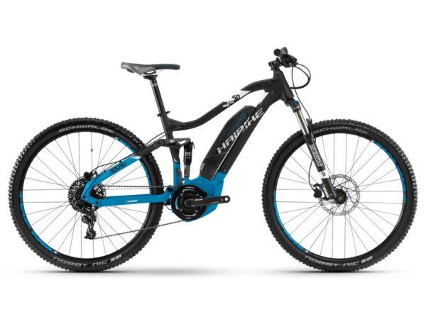 Электровелосипед - Haibike (2018) SDURO FullNine 5.0 400Wh 11s NX