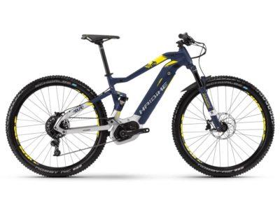 Электровелосипед - Haibike (2018) SDURO FullNine 7.0 500Wh 11s NX