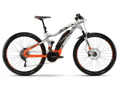 Электровелосипед - Haibike (2018) SDURO FullNine 8.0 500Wh 20s XT