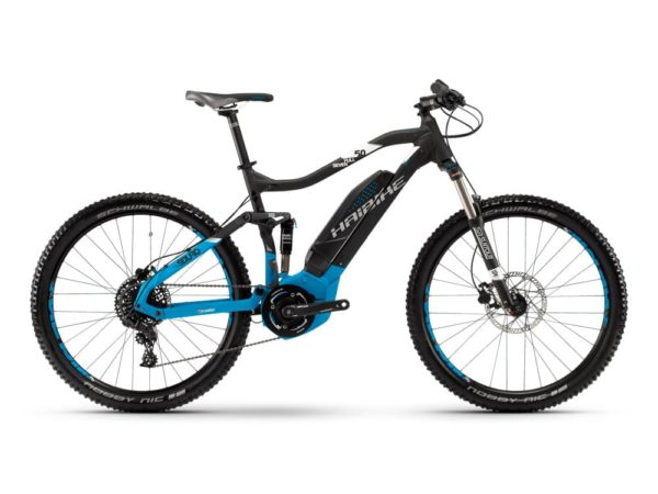 Электровелосипед - Haibike (2018) SDURO FullSeven 5.0 400Wh 11s NX