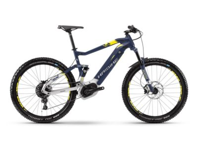 Электровелосипед - Haibike (2018) SDURO FullSeven 7.0 500Wh 11s NX